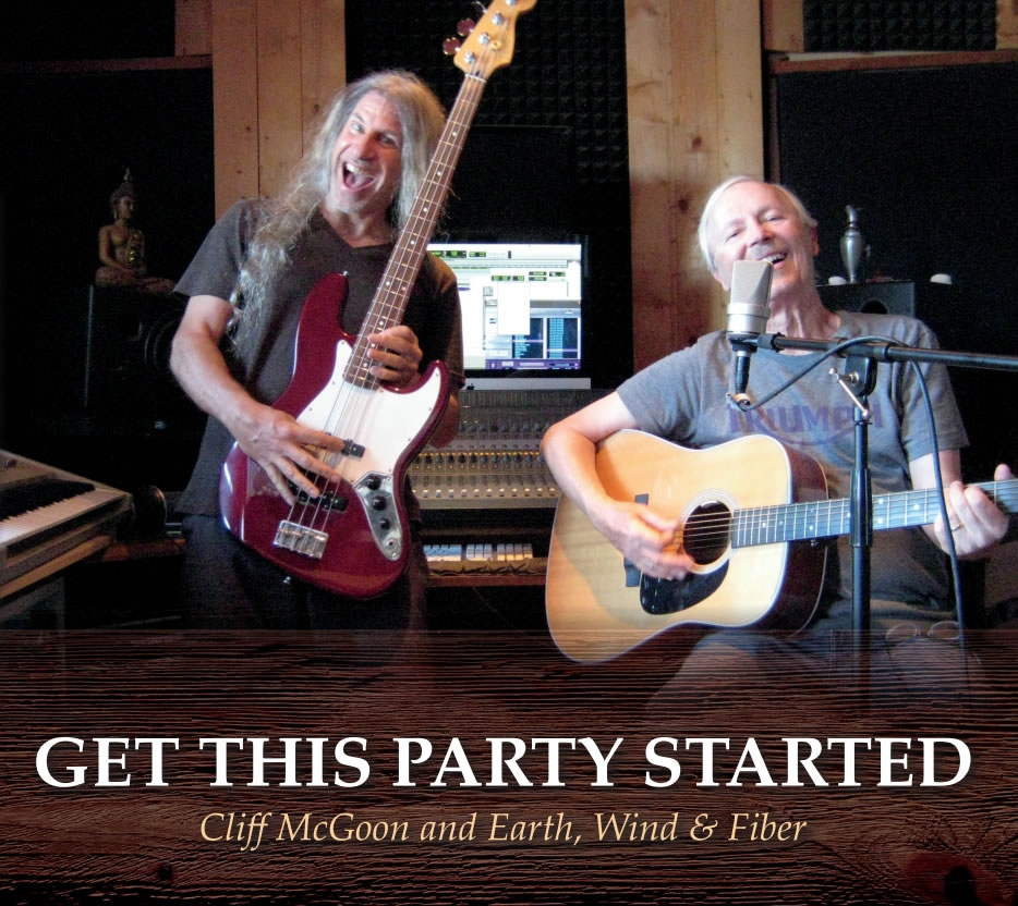 Cliff McGoon | Get this party started