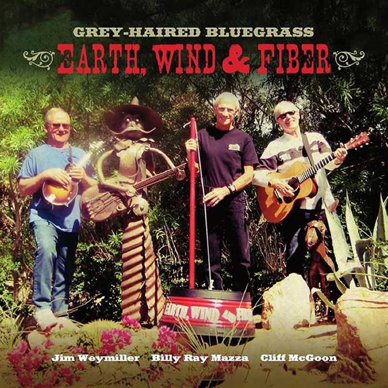 Grey-Haired Bluegrass | Cliff McGoon